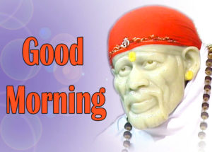 Sai Baba Good Morning Wallpaper 90