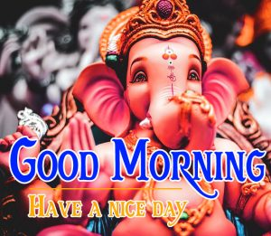 Hindu God Ganesha god good morning Images