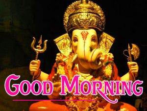 god good morning Images With God Ganesha