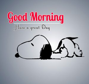 Best Snoopy Good Morning Images Pics Wallpaper Download