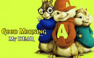 Cartoon Good Morning Images Pics for Facebook