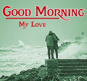 Good Morning Images for Couple