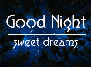 Good Night Wallpaper 29