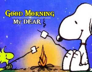 Snoopy Good Morning Images Pics Free Download