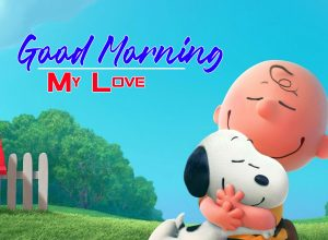Snoopy Good Morning Images Wallpaper Free Download