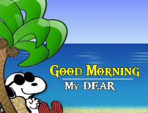 Snoopy Good Morning Images Wallpaper Pics Download