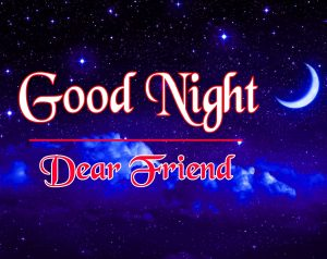 Friend good night Images 25