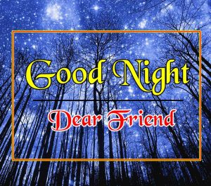 Friend good night Images 26