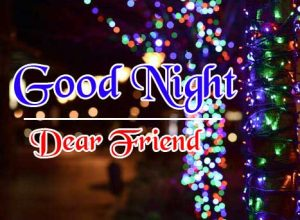 Friend good night Images 37