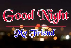 Friend good night Images 56
