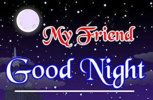 Friend good night Images 57