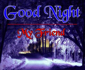 Friend good night Images 58