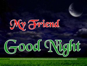 Friend good night Images 60