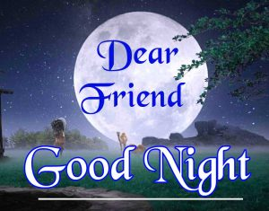Friend good night Images 9