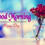 Good Morning Images Pics Wallpaper With Flower