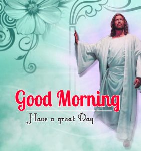 Lord Jesus good morning Images Pics Wallpaper Download