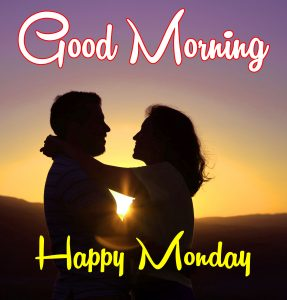 Lover Monday Good Mornign Wishes Images 1