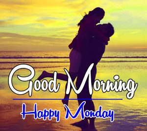 Lover Monday Good Mornign Wishes Images 11