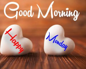 Lover Monday Good Mornign Wishes Images 12