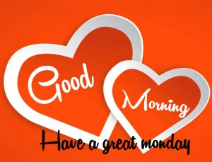 Lover Monday Good Mornign Wishes Images 15