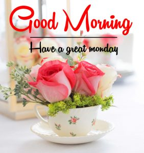 Lover Monday Good Mornign Wishes Images 18