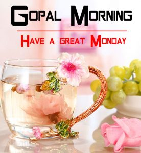 Lover Monday Good Mornign Wishes Images 20