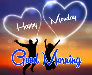 Lover Monday Good Mornign Wishes Images 3