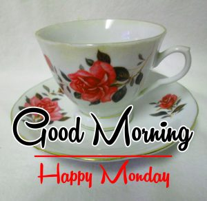 Lover Monday Good Mornign Wishes Images 5