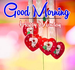 Lover Monday Good Mornign Wishes Images 6