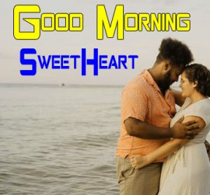 Romantic Love Couple Good Morning Images 10