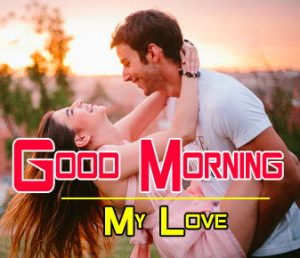 Romantic Love Couple Good Morning Images 11