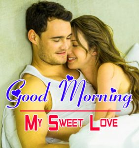 Romantic Love Couple Good Morning Images 12