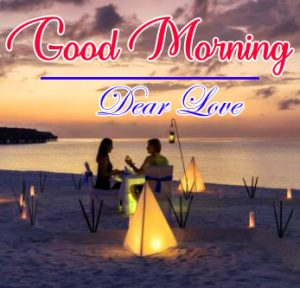 Romantic Love Couple Good Morning Images 14