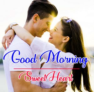 Romantic Love Couple Good Morning Images 15