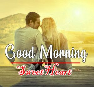 Romantic Love Couple Good Morning Images 16
