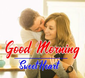 Romantic Love Couple Good Morning Images 18