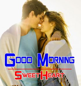 Romantic Love Couple Good Morning Images 2