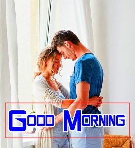 Romantic Love Couple Good Morning Images 3