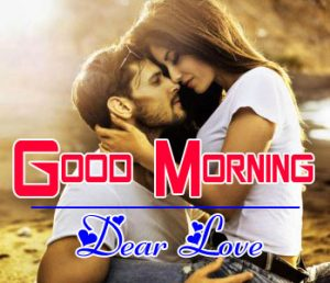 Romantic Love Couple Good Morning Images 6