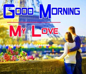 Romantic Love Couple Good Morning Images 7