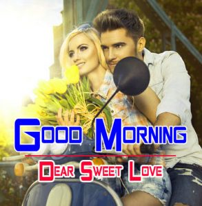 Romantic Love Couple Good Morning Images 8