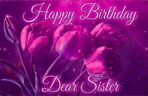 Happy Birthday Images For Sister 61