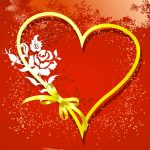 Beautiful Love Heart Photo for Facebook